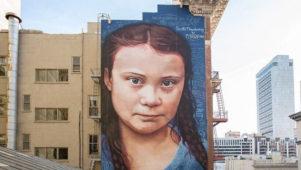 """Greta Thunberg ähvardas maailma juhid """"vastu seina suruda"""""""
