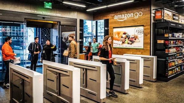 Amazon avab esimese kassadeta kaupluse