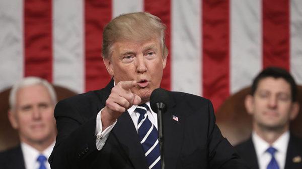 Trump olukorrast riigis: USA pole kunagi olnud nii tugev kui praegu