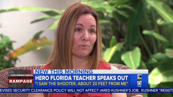 Florida keskkooli õpetaja: tulistaja kandis täisvarustuses kehakaitset, kiivrit ja näomaski