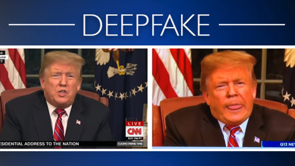 Seattle'i uudistekanal Q13 FOX kasutas otse eetris deepfake tehnoloogiat