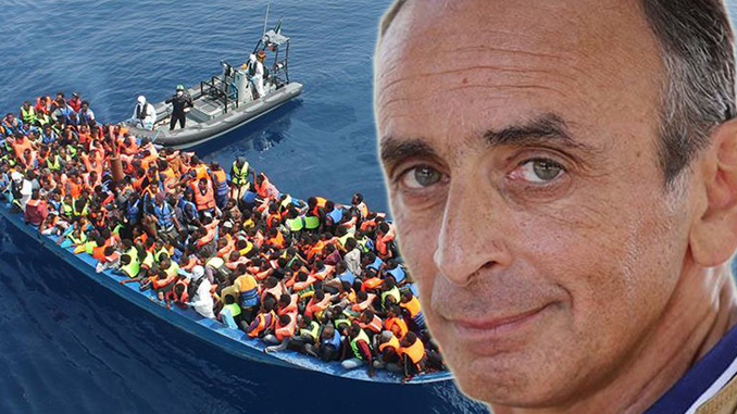 """Prantsuse kirjanik Zemmour: eliit organiseeris immigrantide """"sissetungi"""", et importida endale teenijaid"""