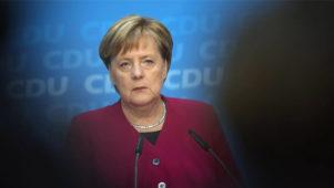 Angela Merkel: ühiskonna vabana hoidmiseks tuleb piirata sõnavabadust
