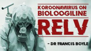 Dr Francis Boyle: Koroonaviirus on bioloogiline relv