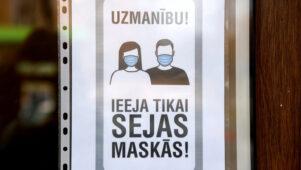 Maskita lätlasi enam avalikku ruumi ei lubata ja kauplustes ei teenindata