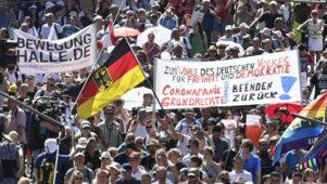 Saksamaa kavatseb koroonareeglite rikkujad põgenikelaagritesse kinni panna