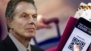 Tony Blair: Globaalsed vaktsineerimispassid tuleks kohe kasutusele võtta
