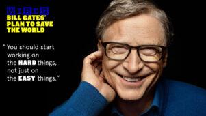 Bill Gatesi tuuakse esile kui maailmapäästjat
