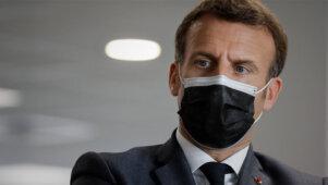 Macron teatas, et  COVIDi vaktsiinipassita inimesed lülitatakse tavaelust välja